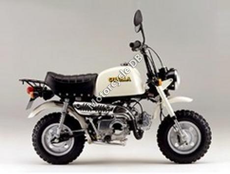 Honda Gorilla 50 2002 9628