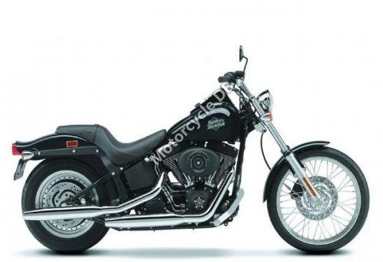 Harley-Davidson XLH Sportster 883 Hugger (reduced effect) 1991 11329