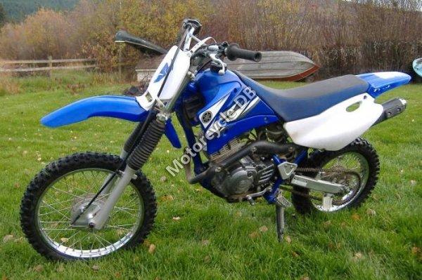 Yamaha TT-R 125 2006 14993