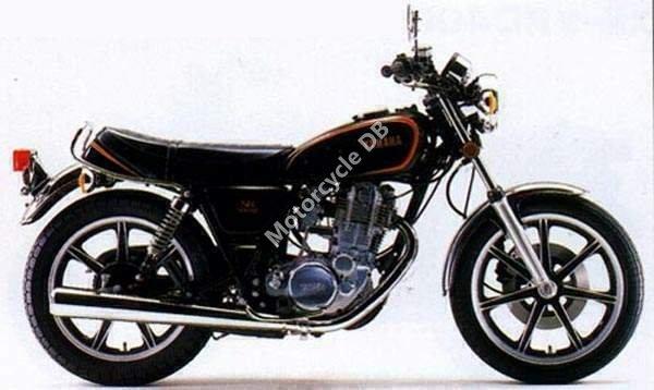 Yamaha SR 500 S 1991 19662