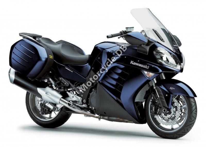Kawasaki 1400 GTR 2010 29261