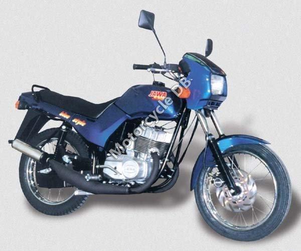 Jawa 640 Style 350 1996 15982