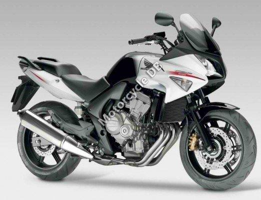 Honda CBF600S 2011 7069
