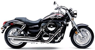 Kawasaki VN 1500 Mean Streak 2003 9369