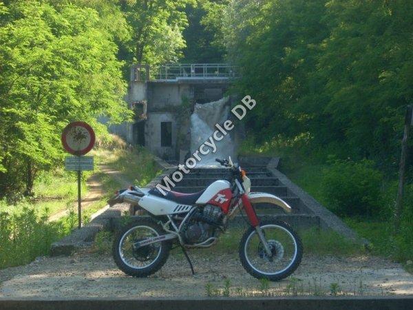 Yamaha TT 350 1991 7288