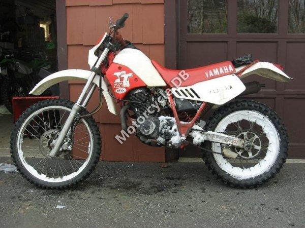 Kawasaki KLX 250 1982 14002