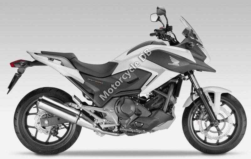 Honda NC750X 2018 30286
