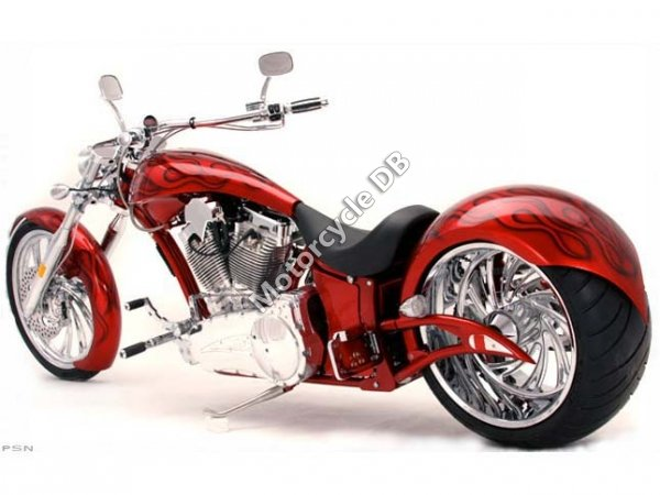 Big Bear Choppers Sled ProStreet 100 Smooth Carb 2010 20675