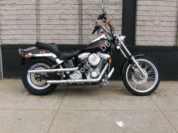 Harley-Davidson FXST 1340 Softail 1989 10407