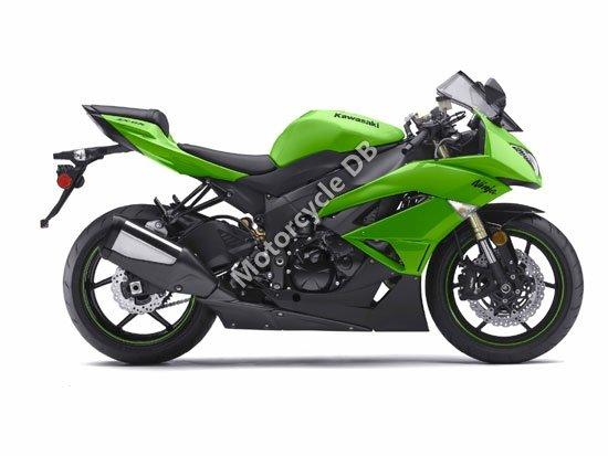Kawasaki Ninja ZX-6R 2009 3536