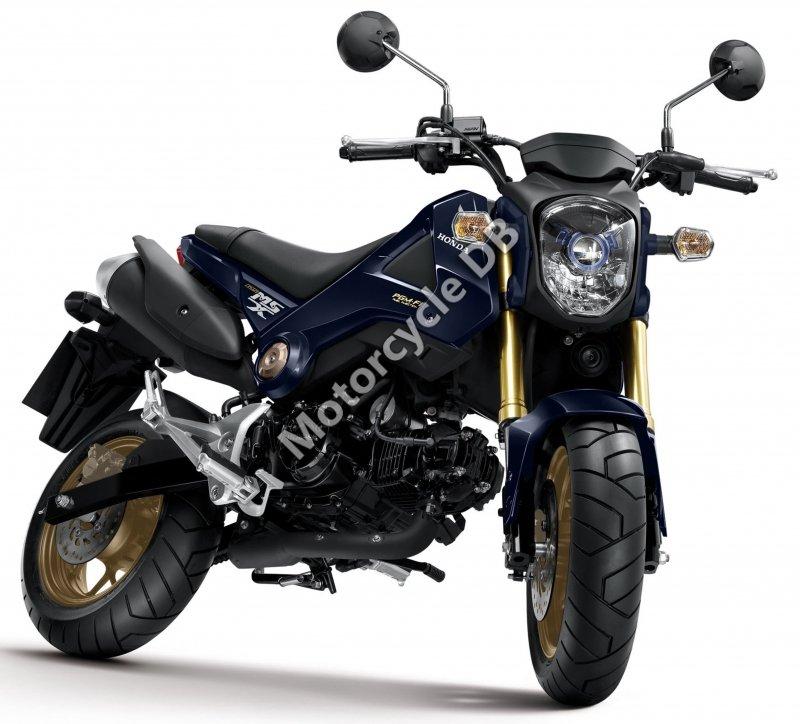 Honda Grom 2014 29437
