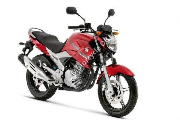Yamaha YBR250 2011 7096