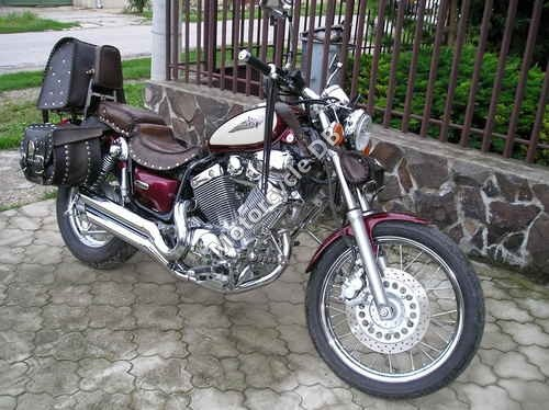 Yamaha XV 535 DX Virago Deluxe 2000 10992