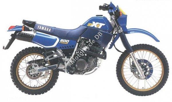 Yamaha XT 600 E 1995 8377