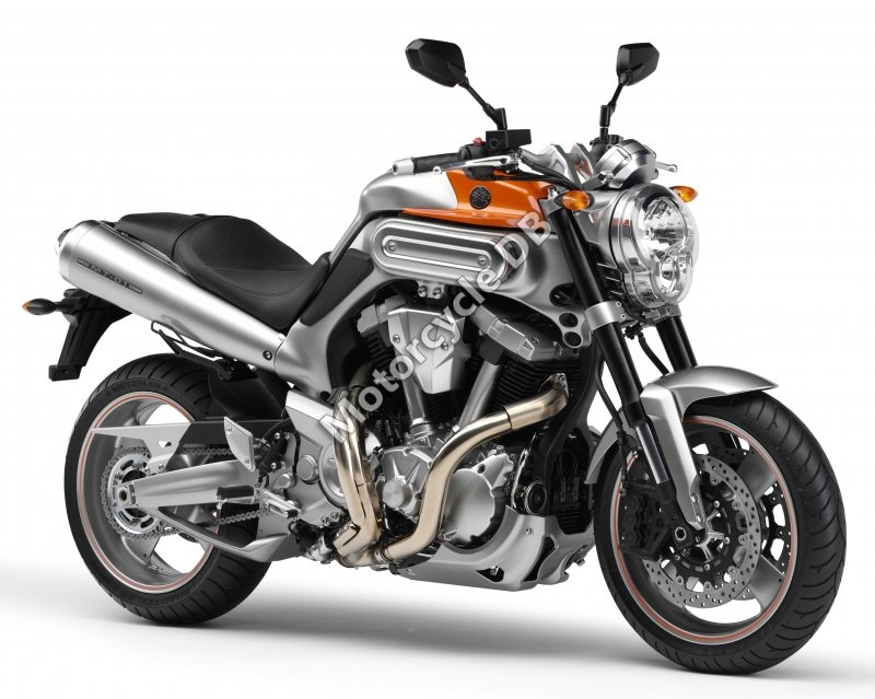 Yamaha MT-01 2012 26133