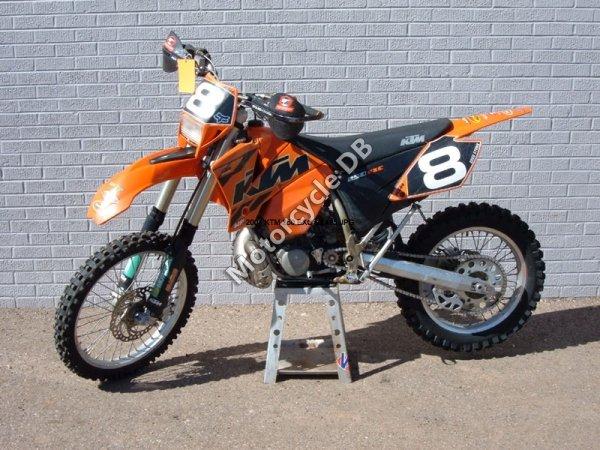 KTM 250 EXC 2004 7658