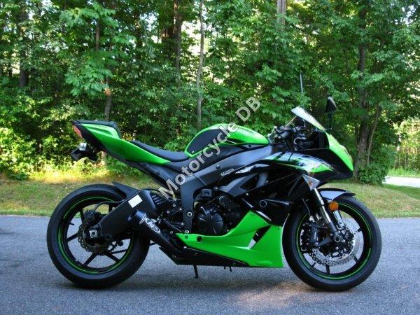 Kawasaki Ninja ZX -10R 2011 24609