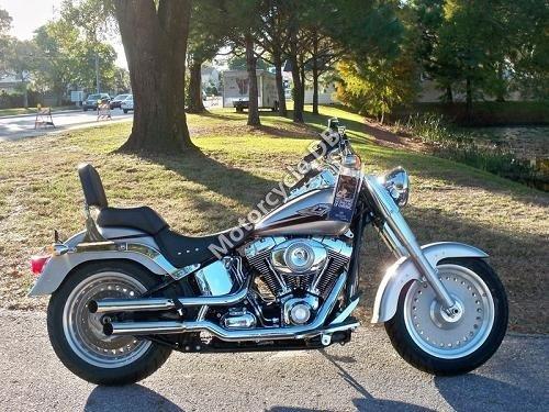 Harley-Davidson FLSTF Fat Boy Firefighter 2008 17169