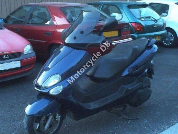 Yamaha Majesty 125 2003 11822