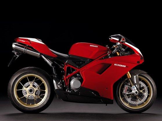 Ducati Superbike 1098 R 2008 57