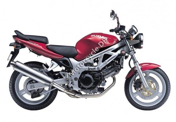 Suzuki SV 650 2002 5957