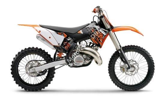 KTM 150 SX 2009 3629