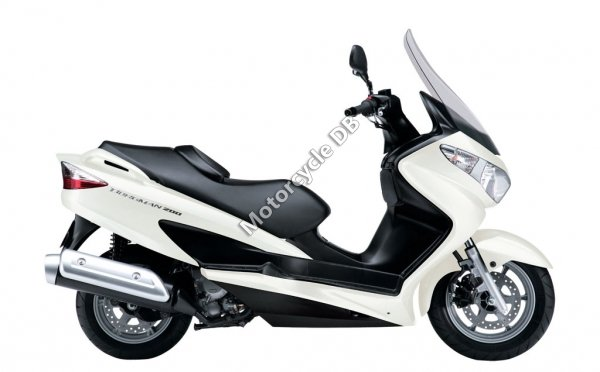 Suzuki Burgman 400 2014 23578