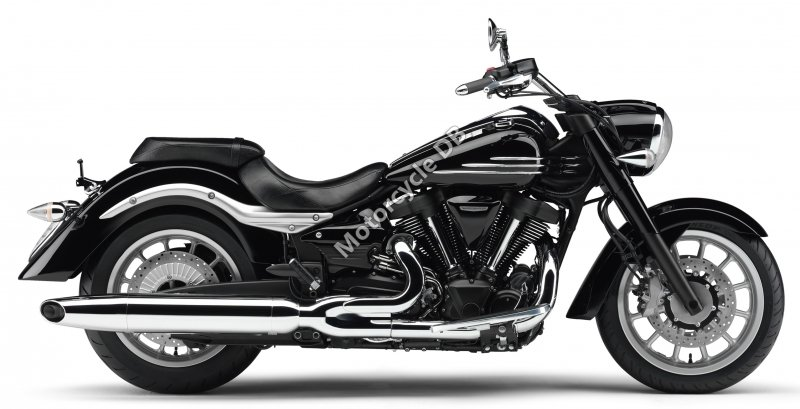 Yamaha XV 1900 Midnight Star 2007 26498