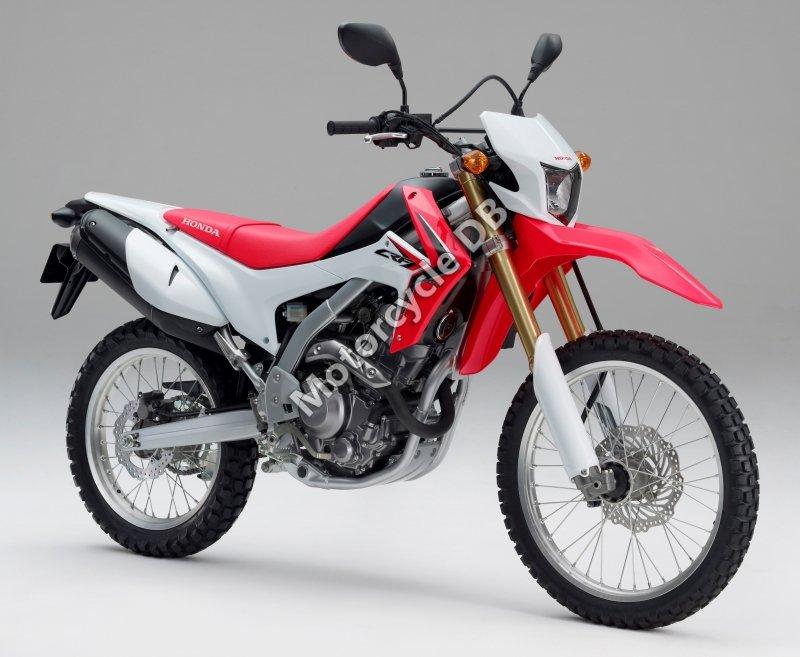 Honda CRF250L 2016 29403