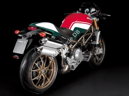 Ducati Monster S4R S Tricolore 2008 2476