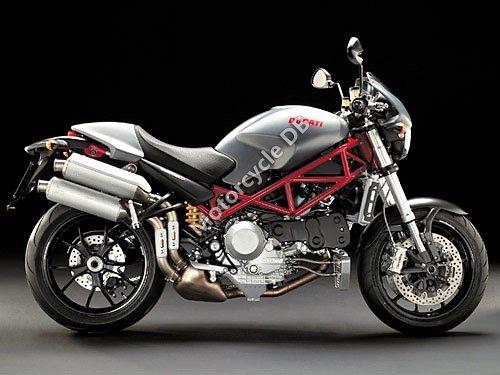 Ducati Monster S4R Testastretta 2007 12260
