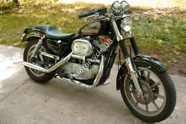 Harley-Davidson XLX 1000-61 1985 10781