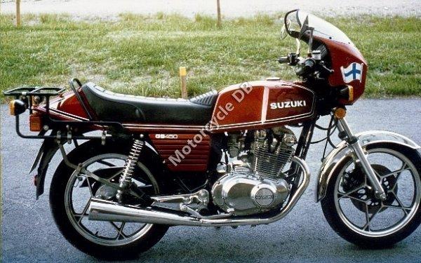 Suzuki GS 450 E 1981 6950