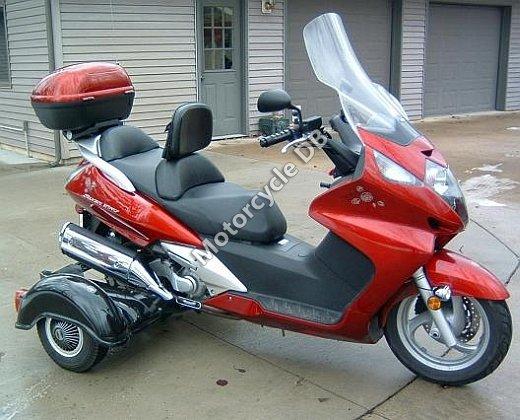 Honda Silver Wing 2010 17117