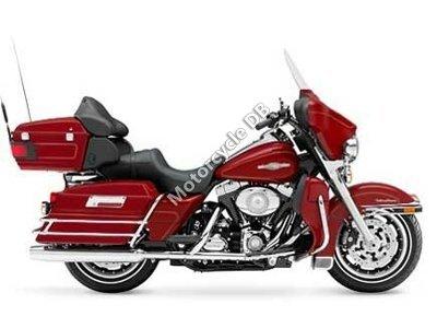Harley-Davidson FLHTCU Ultra Classic Electra Glide Firefighter 2008 8478