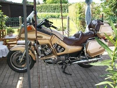 Yamaha XVZ 12 T 1985 7678