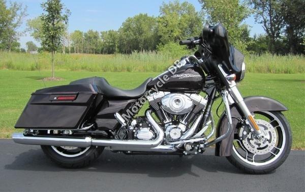Harley-Davidson FLHX Street Glide 2011 6840