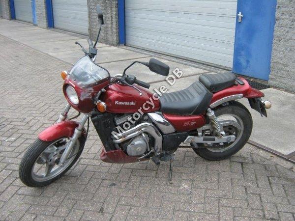 Kawasaki EL250 1993 7543