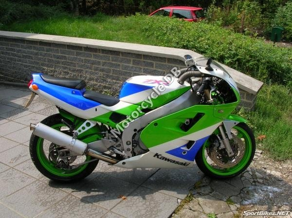 Kawasaki ZXR 400 1991 12531
