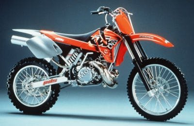 KTM 380 SX 1998 7231