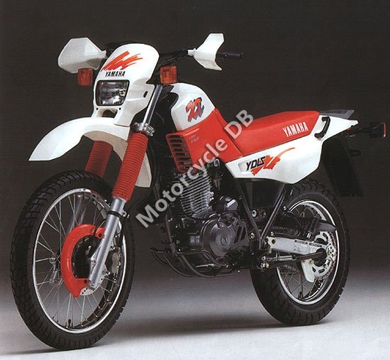 Yamaha XT 600 E 1991 9377