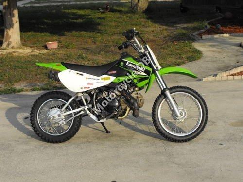 Kawasaki KLX 110 2004 9730