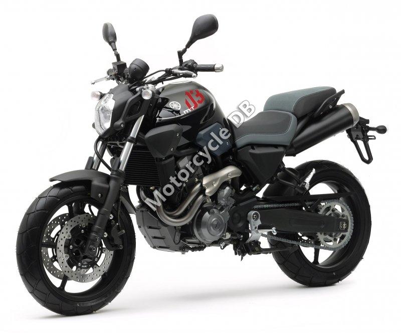 Yamaha MT-03 2012 25993