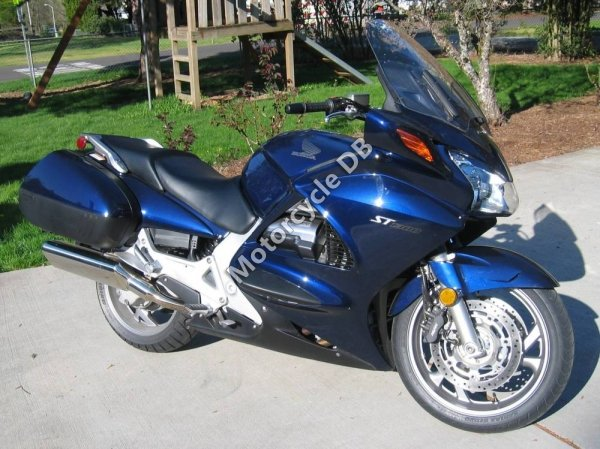 Honda ST 1300 ABS 2004 16260
