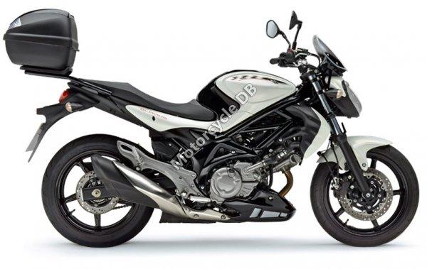 Suzuki SFV650 ABS Sports Tourer 2013 23048