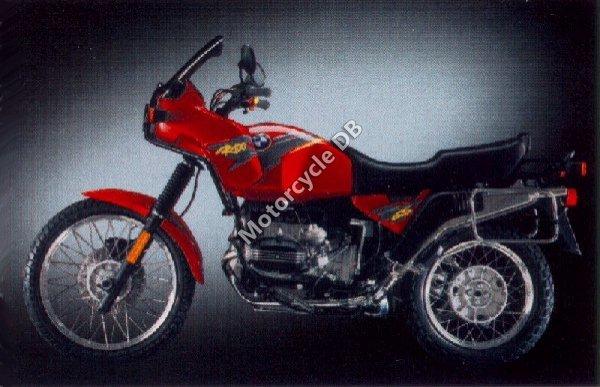BMW R 65 GS 1990 13705