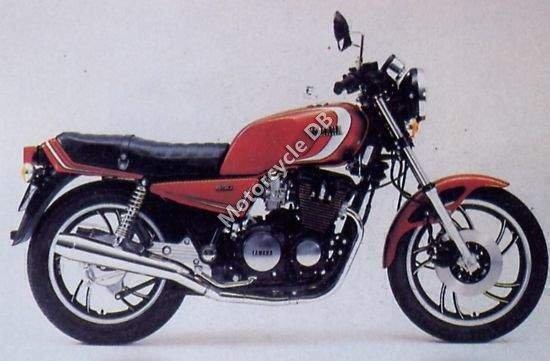 Yamaha XJ 650 1981 7078