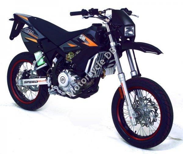 CPI SuperMoto 125 2007 19981