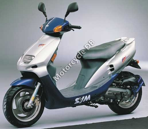 Sym Jet  4 50 2011 21843