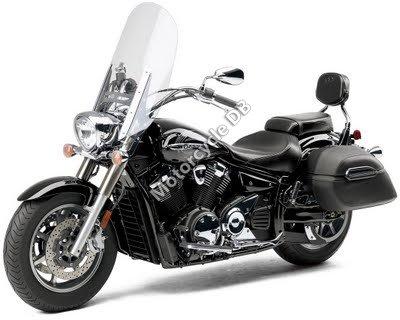 Yamaha V Star 1300 Tourer 2010 9087